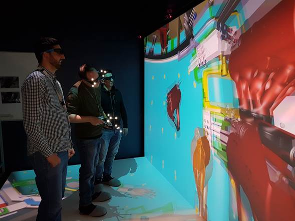Safran Nacelles uses Virtual Reality Solution ESI IC.IDO to Validate Nacelles Manufacturing Tooling