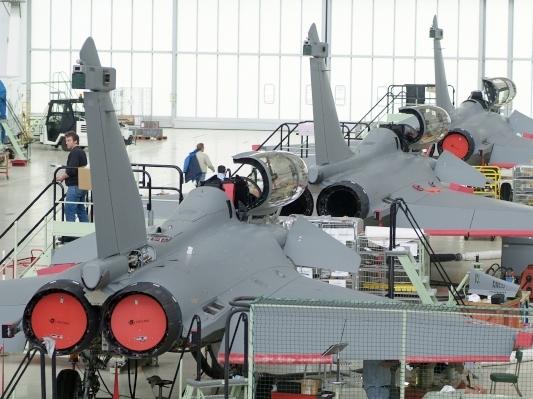 Neuf PME normandes sur le Dassault Rafale – Air&Cosmos