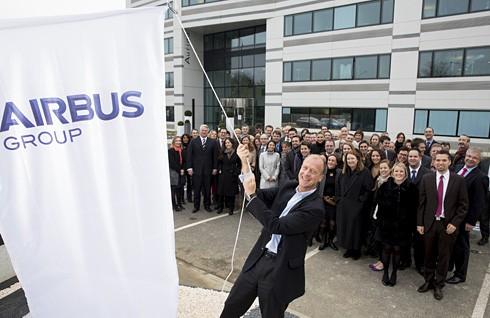Airbus Group : le jeu des chaises musicales – Air&Cosmos