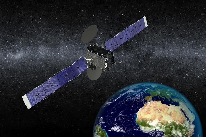 Eutelsat confie à Airbus Defence and Space et Orbital ATK son nouveau satellite 5° Ouest – Air&Cosmos