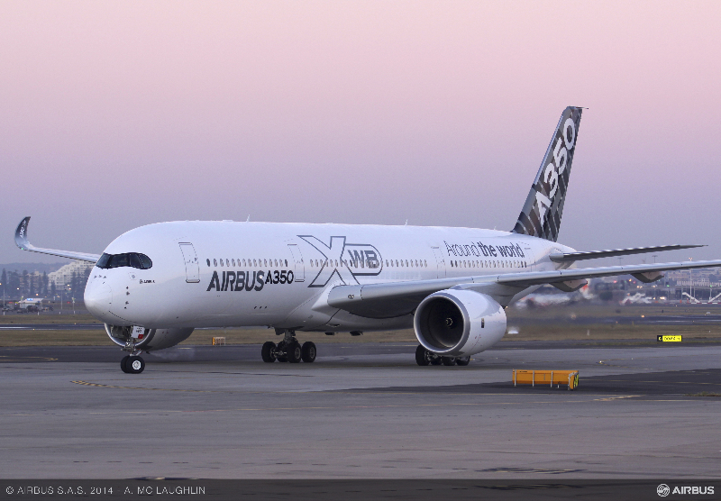 Fabrication additive : Airbus standardise les solutions Stratasys pour l'A350 XWB – Air&Cosmos