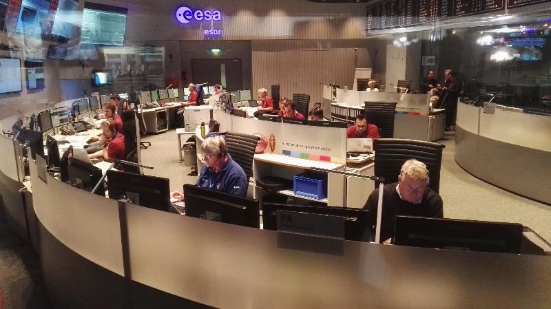 L'Europe peut déjà fêter la satellisation de TGO autour de Mars – Air&Cosmos