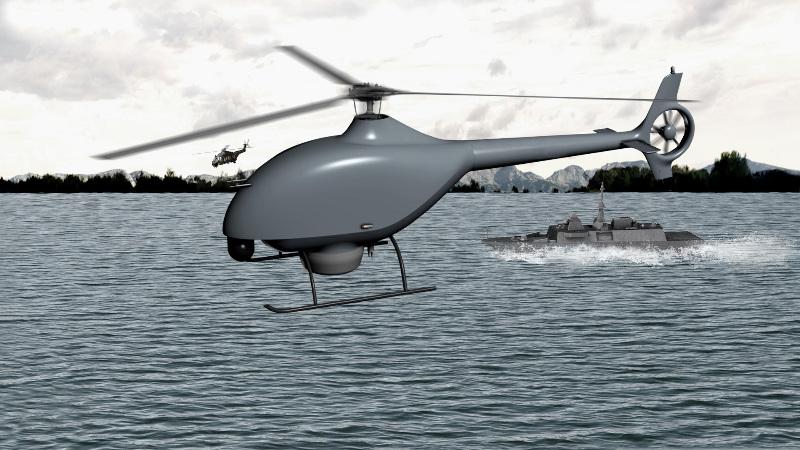 Euronaval 2016 : Un partenariat DCNS/Airbus Helicopters pour les drones embarqués – Air&Cosmos