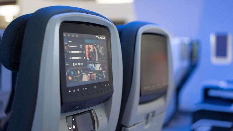 Thales décroche le contrat IFE des 50 premiers Boeing 777X d'Emirates – Air&Cosmos