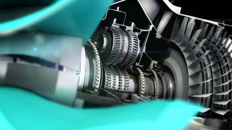 Rolls-Royce fait fonctionner le boîtier réducteur de son UltraFan – Air&Cosmos