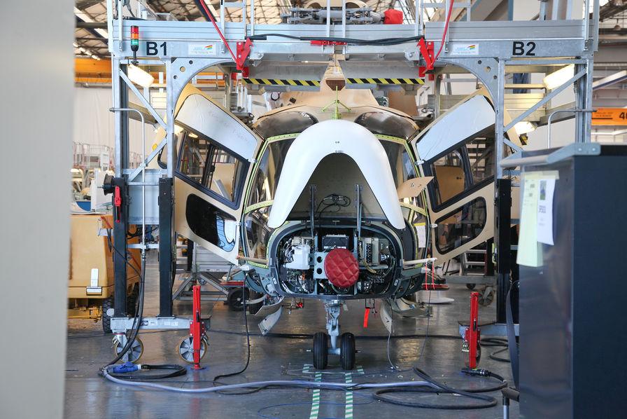 Les économies d'Airbus Helicopters à Marignane vont toucher le tissu industriel