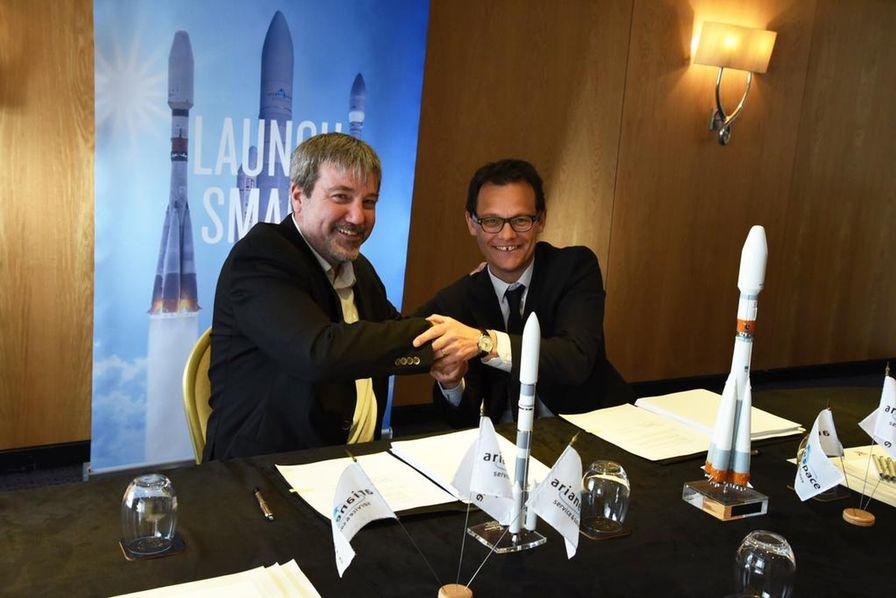 Quand les Russes mettent en péril le contrat OneWeb d'Arianespace