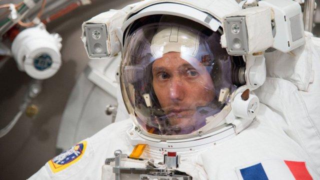 Dans l'espace, l'astronaute Thomas Pesquet sera ausculté par des chercheurs caennais – France 3 Basse-Normandie