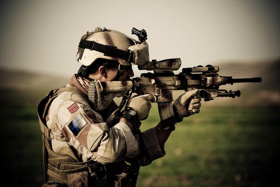 Un fusil d'assaut allemand d'Heckler & Koch pour remplacer le Famas