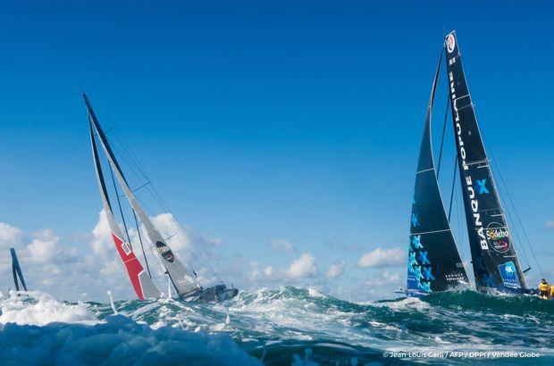 Foils, voiles, coques… Le plus techno des Vendée Globe – Sport