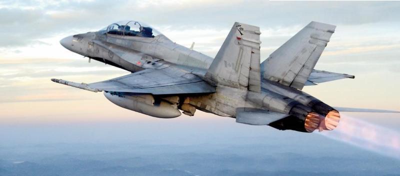Le Canada acquiert 18 F-18 comme solution intérimaire – Air&Cosmos