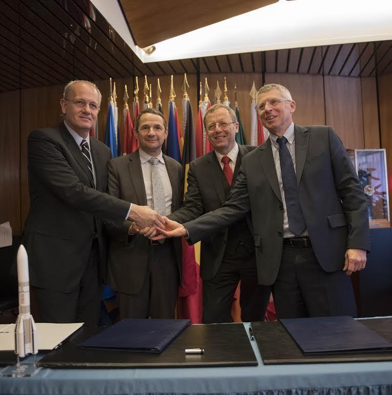 Le lanceur Ariane 6 définitivement engagé – Air&Cosmos
