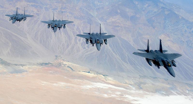 Des F-15 pour le Qatar ? – Air&Cosmos