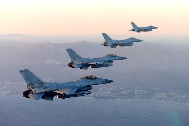 Lockheed Martin va moderniser les F-16 coréens – Air&Cosmos