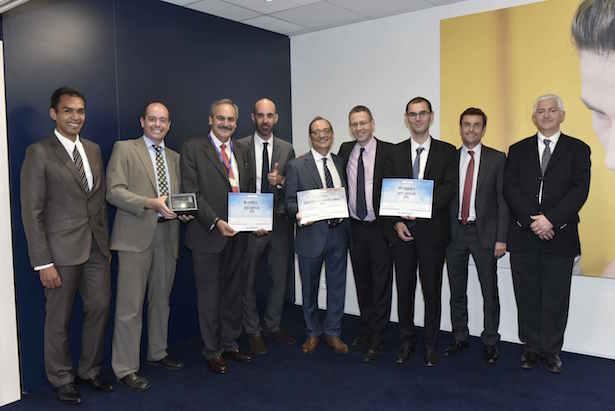 Safran Nacelles : Safran récompense trois de ses fournisseurs : Airbus Defence and Space  Aerostructures, Woodward et Maugars Industrie