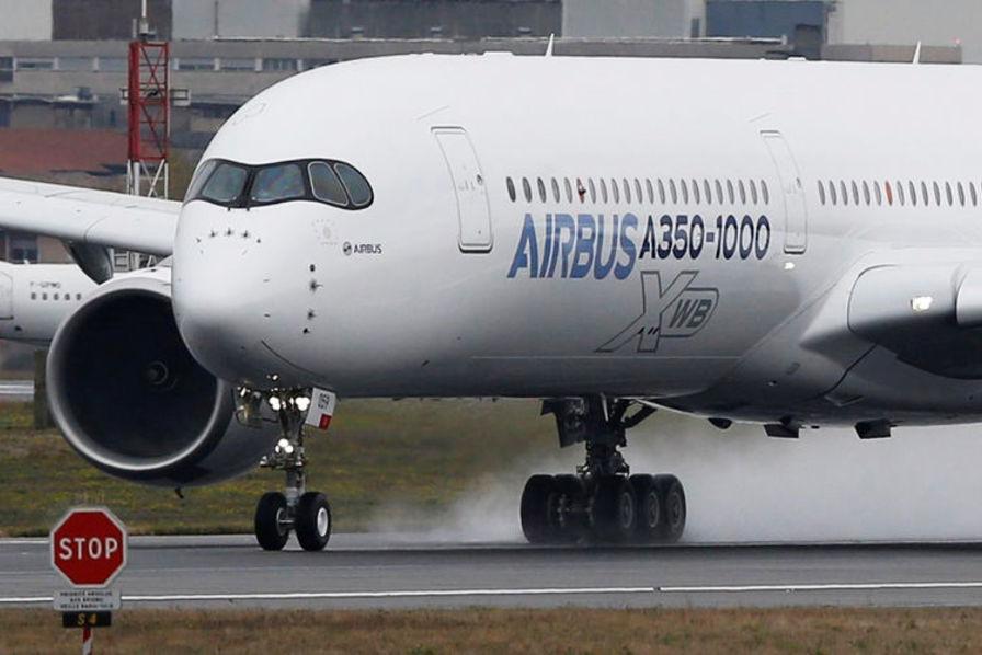 Airbus reste inquiet à l'égard des fournisseurs de l'A350
