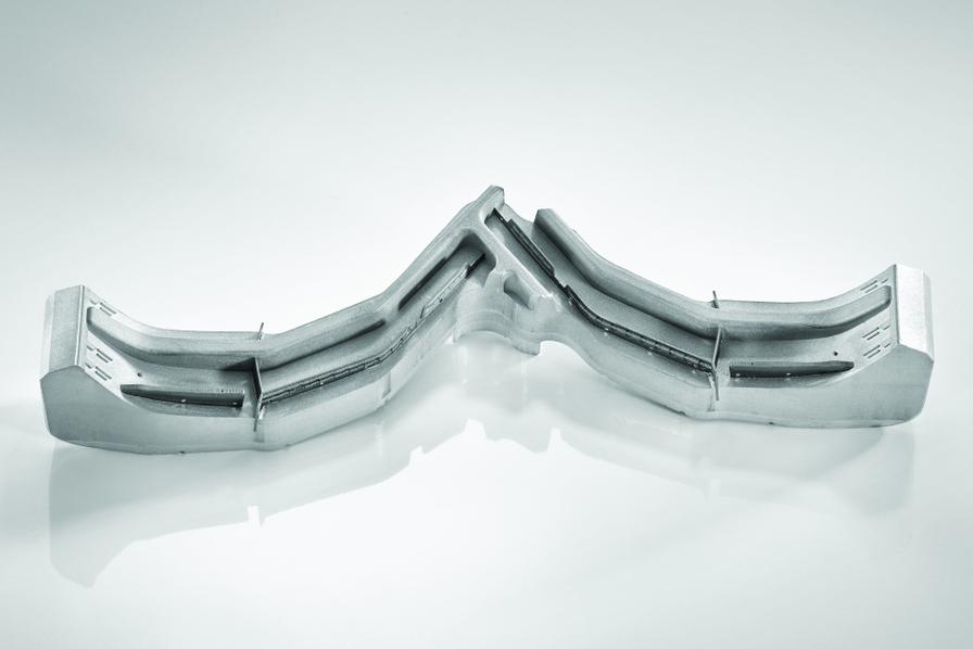 Fives-Michelin lance un programme de recherche pour l'impression 3D métallique