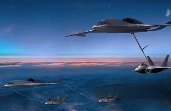 Lockheed-Martin a présenté un nouveau concept pour le ravitaillement en vol (MàJ) » Zone Militaire