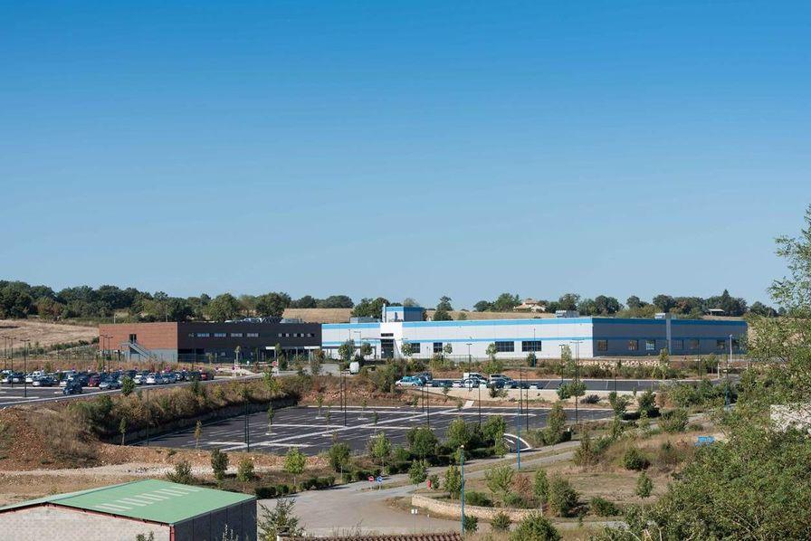 Lisi Aerospace inaugure sa nouvelle usine à Villefranche-de-Rouergue