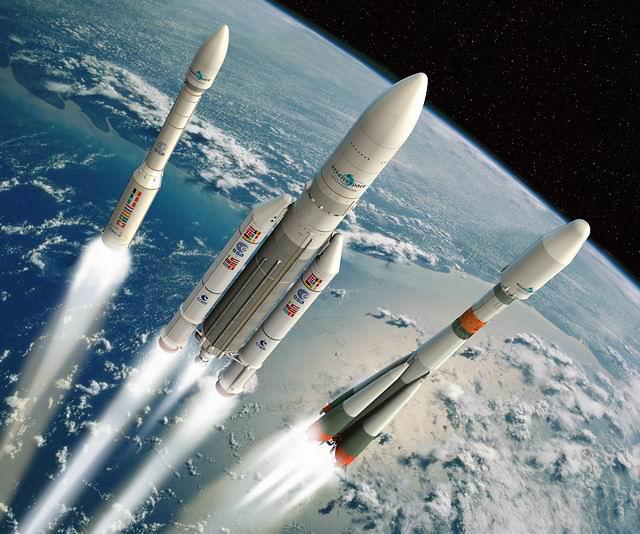 Airbus Safran Launchers devient actionnaire d'Arianespace à 74% – Air&Cosmos