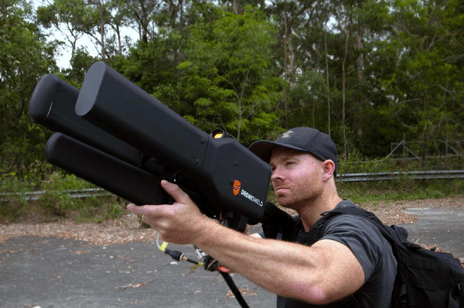 [Vidéo] Ce fusil anti-drone futuriste a une portée de 2 km