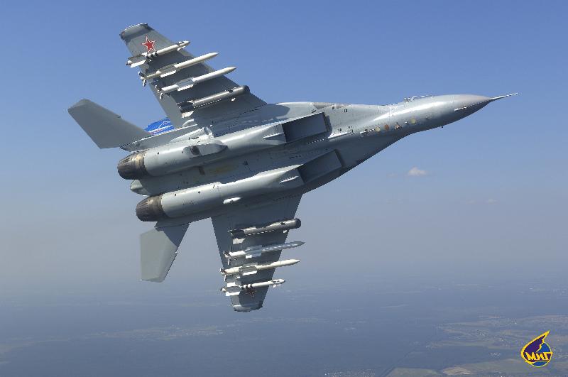 Le MiG-35 russe bientôt aux essais en vol – Air&Cosmos