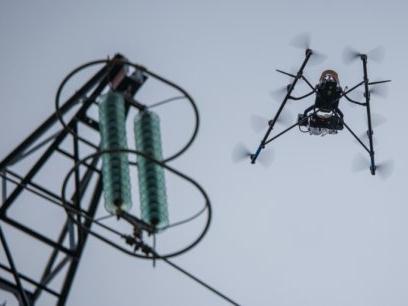 Les drones d'Air Marine pour réduire les risques d'inondation – Air&Cosmos