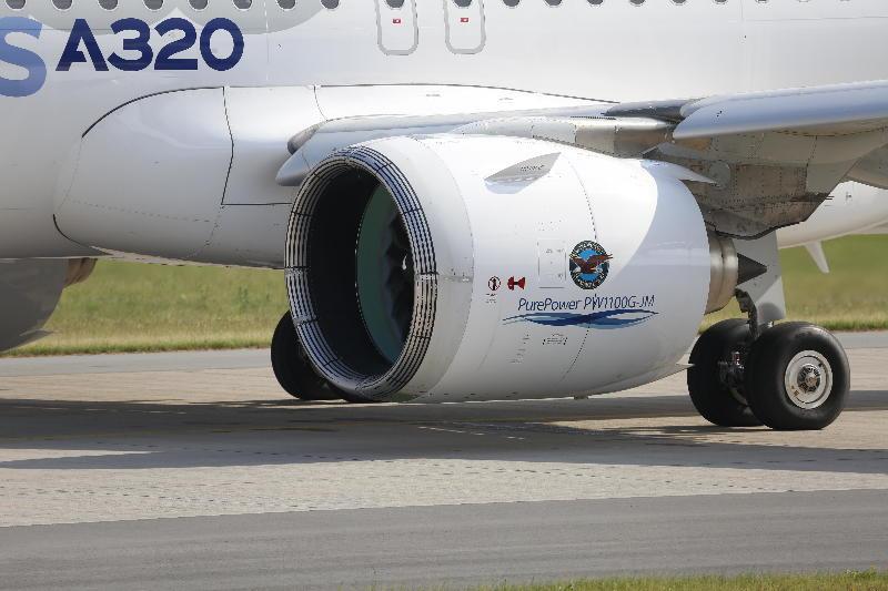 Pratt & Whitney vise les 350 à 400 PW1000 livrés en 2017 – Air&Cosmos