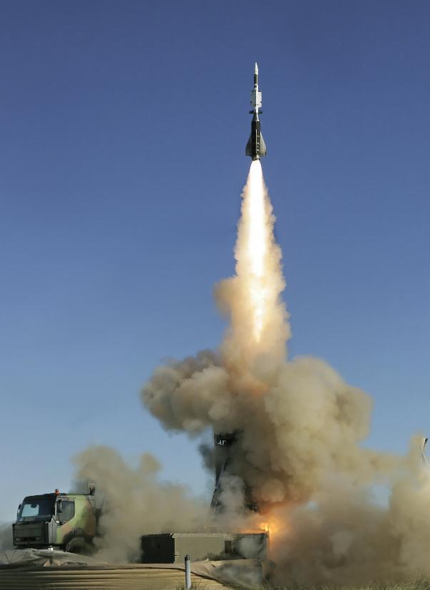 La participation de l'Italie au programme Aster 30 B1NT confirmée – Air&Cosmos