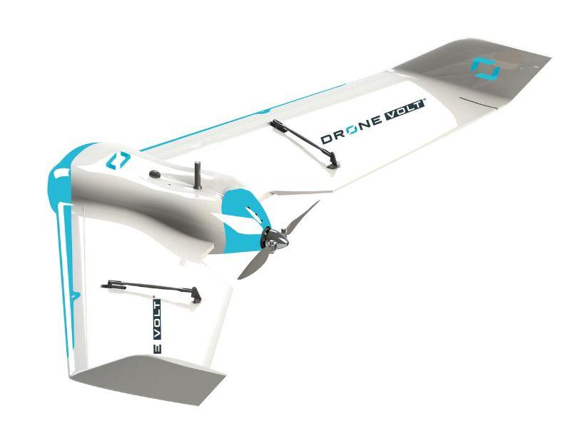 Drone Volt double son chiffre d'affaires – Air&Cosmos