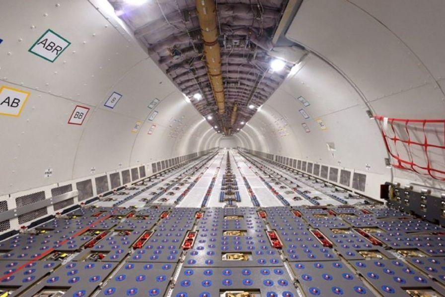 Le projet Transpose d'Airbus veut mettre les cabines d'avion en kit