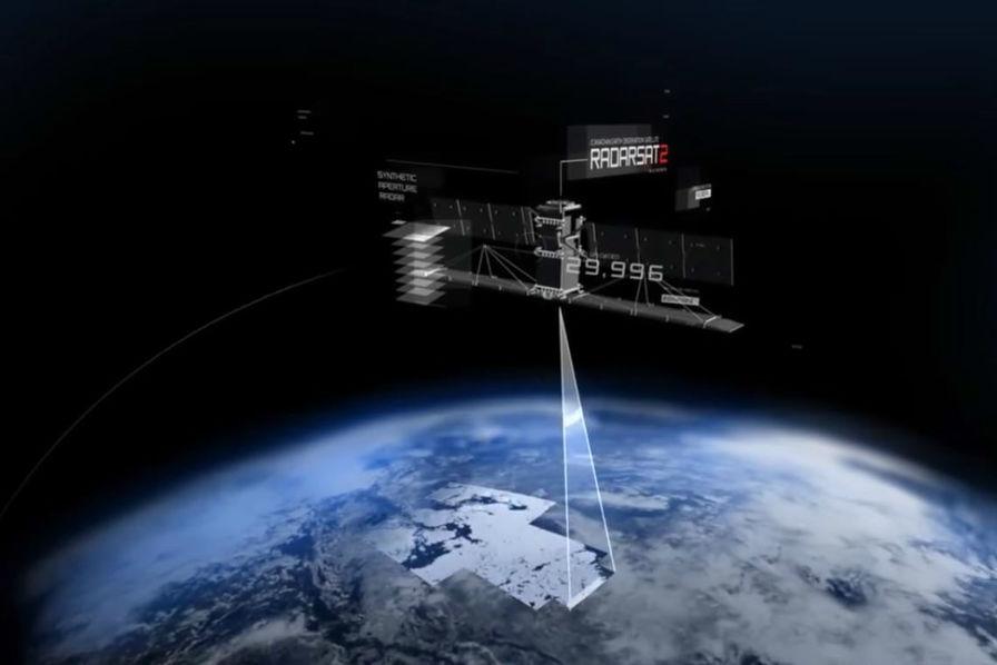 [Vidéo] Les satellites du Cnes détectent les icebergs du Vendée Globe