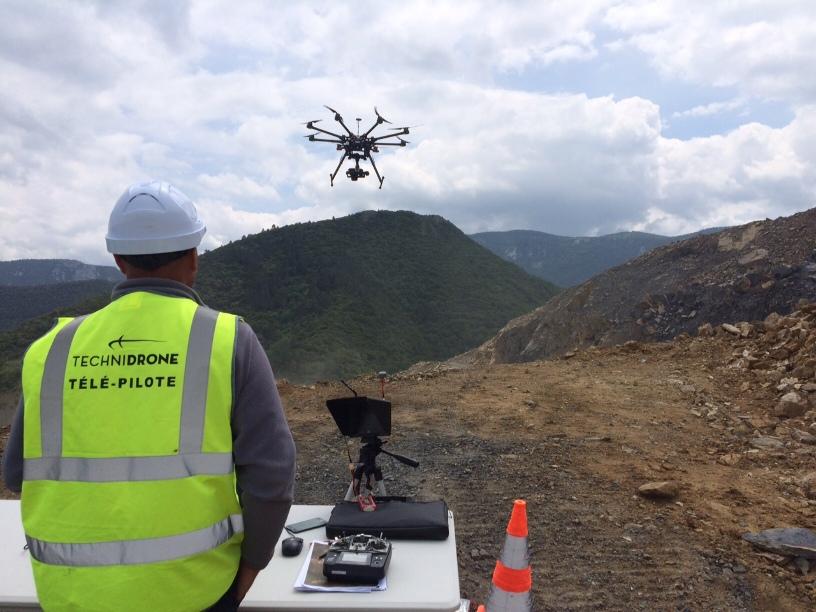 Delta Drone met la main sur Techni Drone – Air&Cosmos