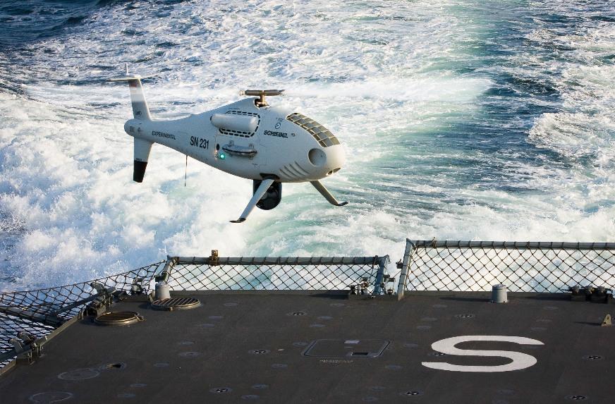 Des Camcopter pour la marine australienne – Air&Cosmos
