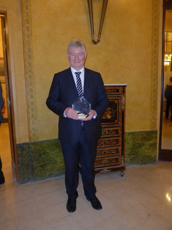 La filière Normandie AeroEspace récompensée pour ses travaux sur l'Intelligence Economique