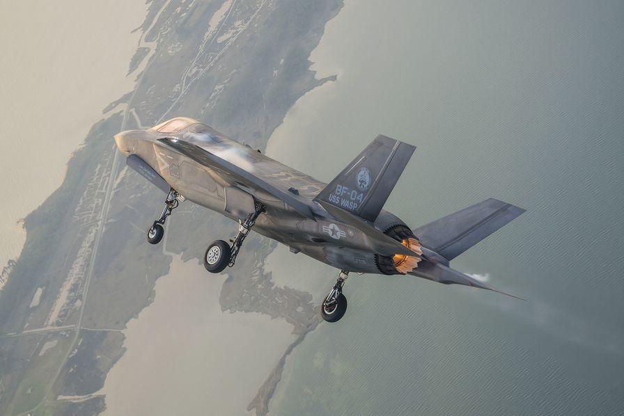 Pourquoi le F-35 de Lockeed Martin est une menace pour l'industrie aéronautique militaire européenne