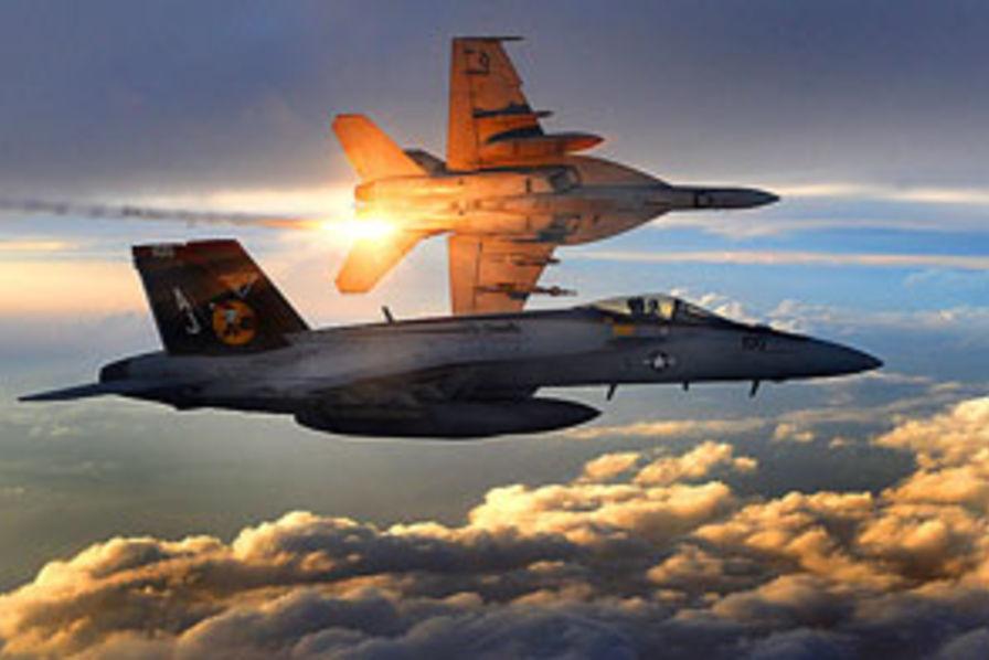 Nouveau coup dur pour le F-35 quand Donald Trump évoque une commande de F-18 Super Hornet