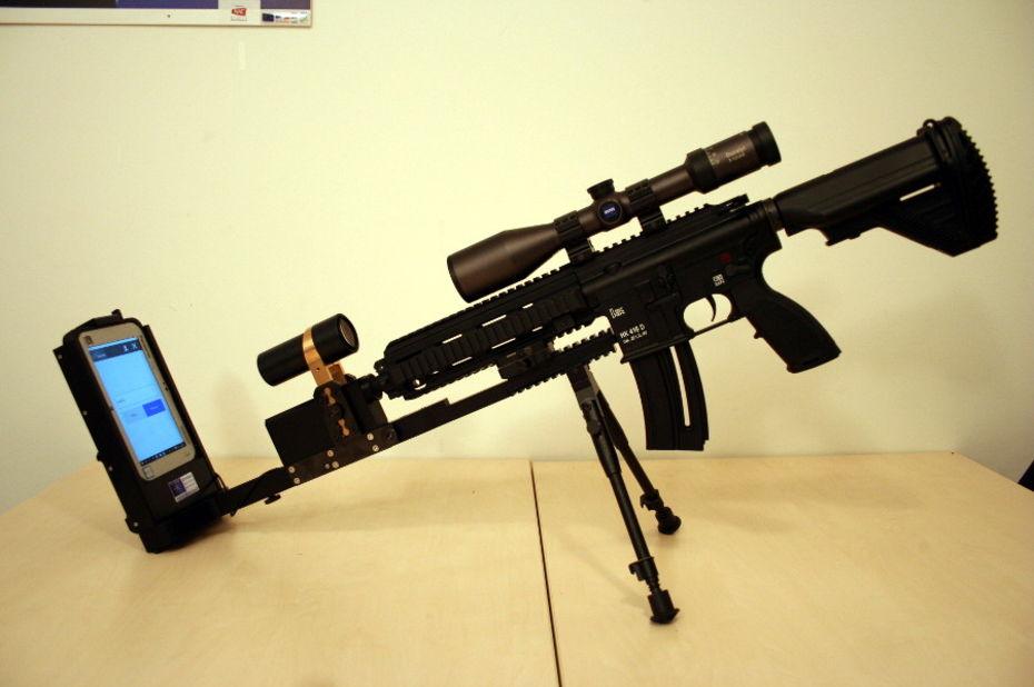 Système Rapace : quand le numérique évite de tirer le premier coup de feu