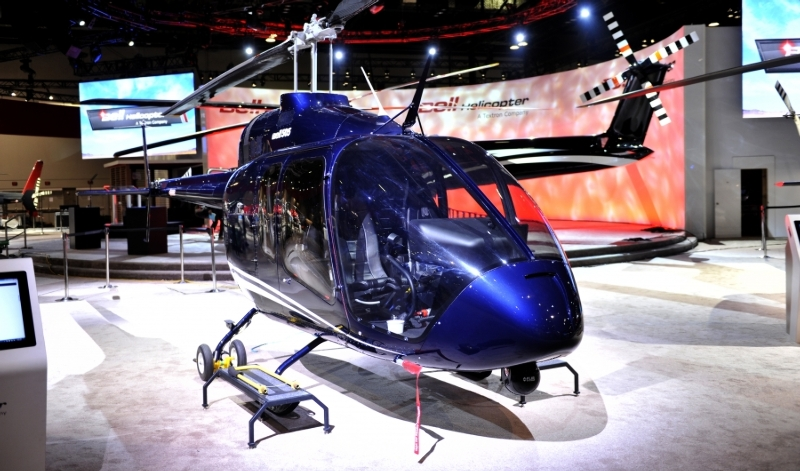 50 Bell 505 commandés par Reignwood Aviation – Air&Cosmos