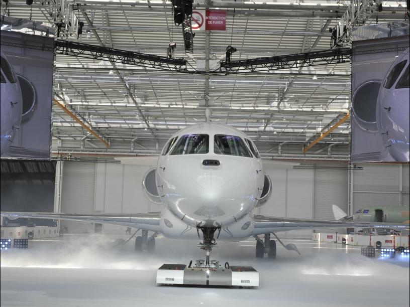 Année 2016 contrastée pour Dassault Aviation – Air&Cosmos