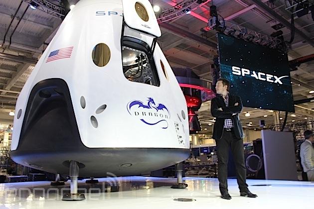 SpaceX veut emporter deux touristes vers la Lune – Air&Cosmos