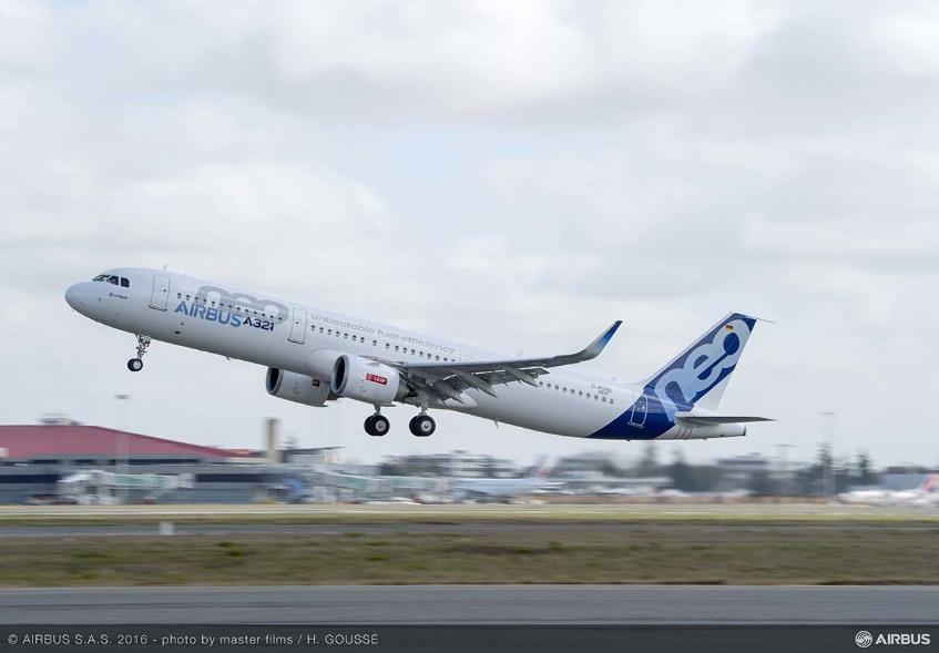 L'A321neo motorisé par deux Leap-1A reçoit sa certification de type – Air&Cosmos