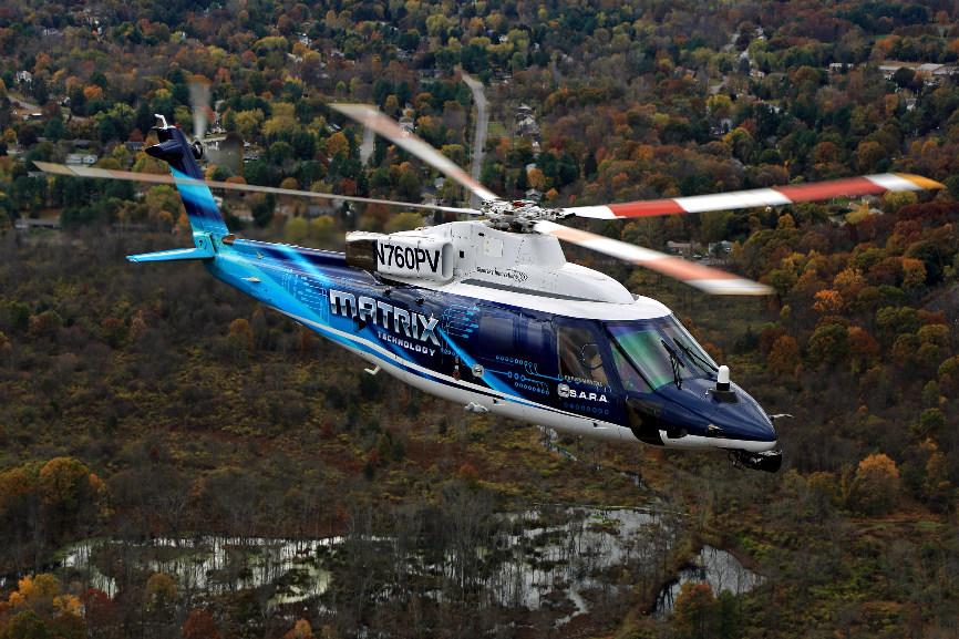 L'automatisation des taches pilote avance chez Sikorsky – Air&Cosmos