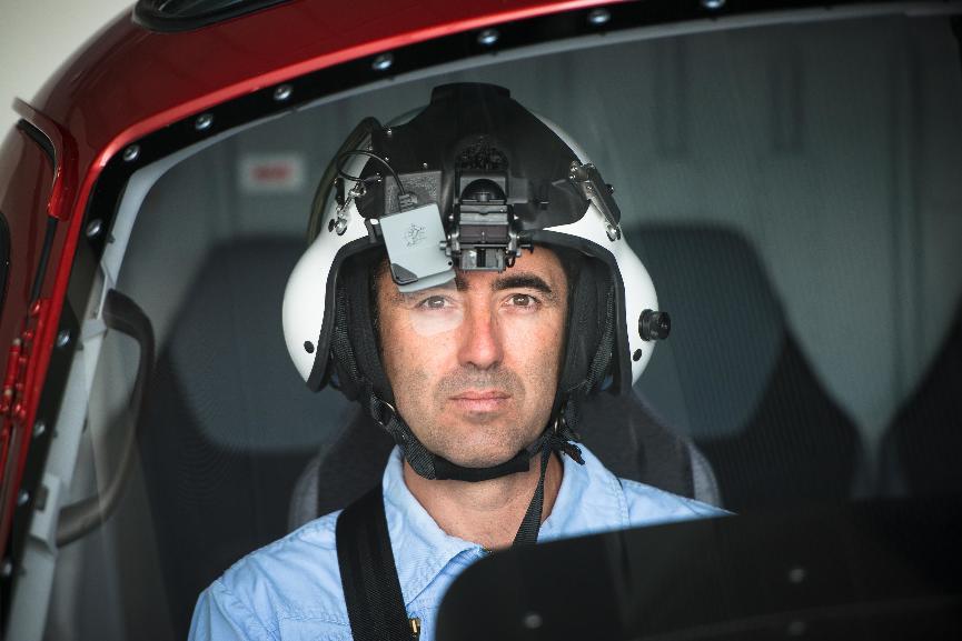 Thales dévoile un système d'aide au pilotage des hélicoptères – Air&Cosmos