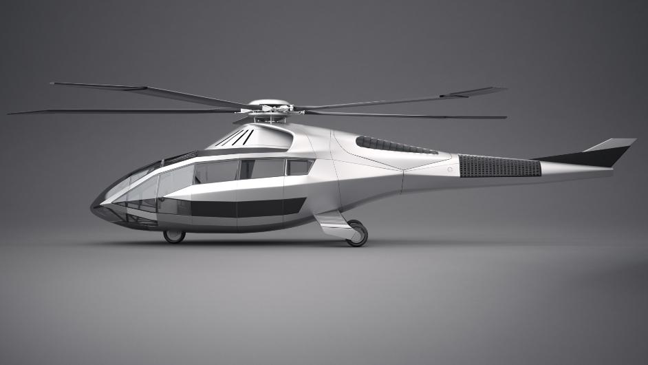 Bell Helicopter livre sa vision du futur avec le FCX – Air&Cosmos