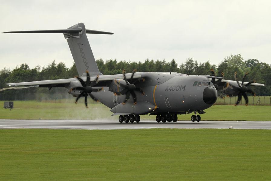 Airbus remplace le responsable du programme de l'A400M