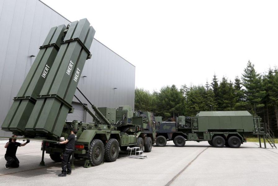 Vers une coentreprise entre Lockheed et MBDA pour fournir les missiles MEADS à l'Allemagne ?