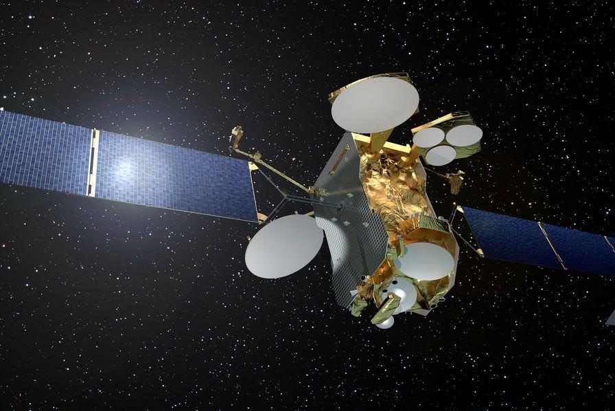 Comment Airbus est devenu n°1 mondial des satellites électriques