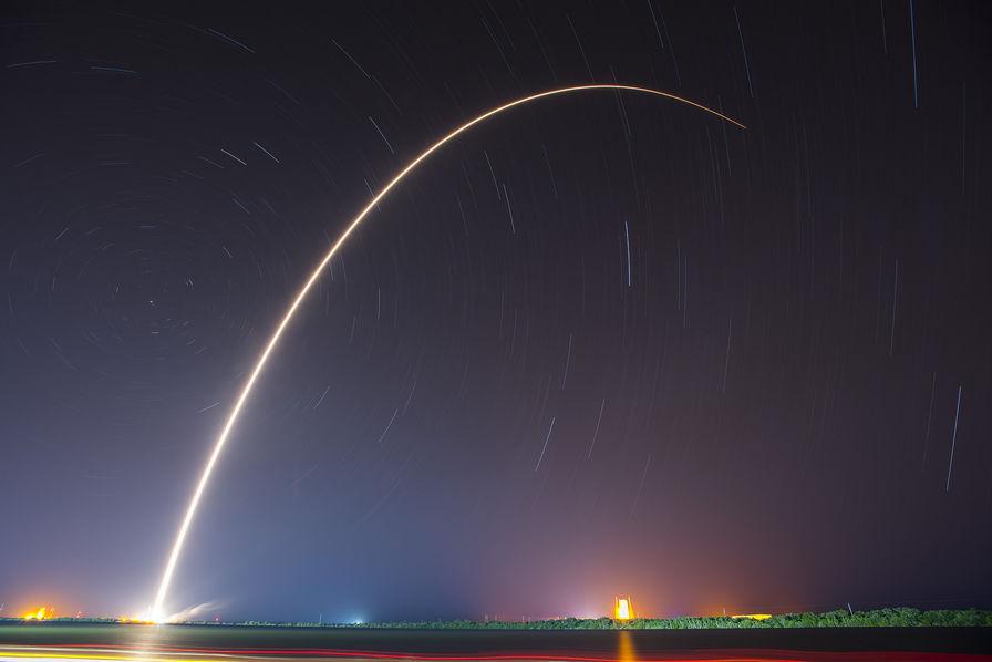 [Vidéo] Mission réussie pour le Falcon 9 de SpaceX