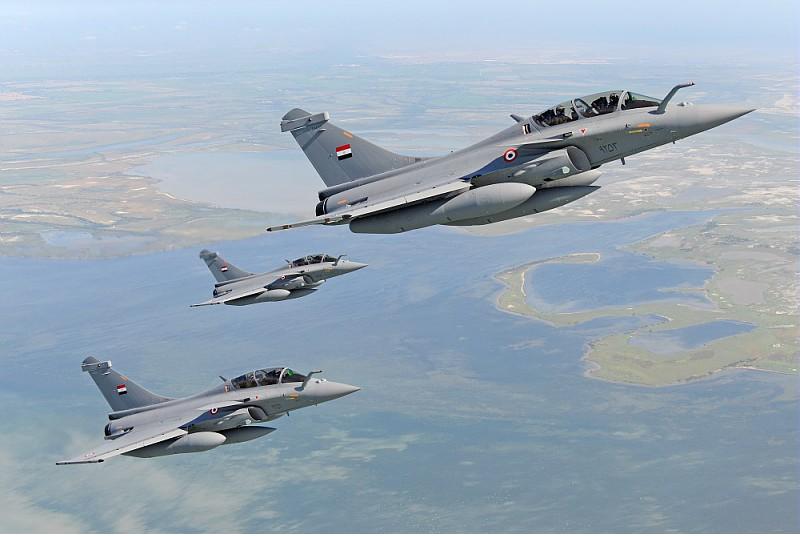 Trois Dassault Rafale de plus pour l'Egypte – Air&Cosmos